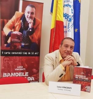 Bandele de stradă: Un sociolog-criminolog care a studiat găştile de cartier îşi lansează cartea la Oradea