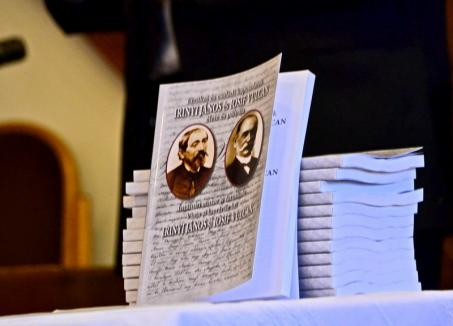 'Întâlniri etnice şi familiale'. O carte despre Iosif Vulcan şi Irinyi János, lansată la Leta Mare (FOTO)