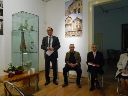 Muzeul Țării Crișurilor a lansat două volume în cinstea unor personalități muzeistice (FOTO)
