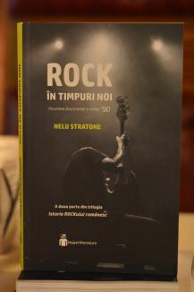 Seara muzicii: Cartea rockului românesc din anii '90 şi noul album 'de rock şi jale' al lui Călin Pop au fost lansate împreună la Oradea (FOTO/VIDEO)