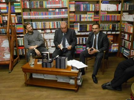 Despre 'Justiţie şi valori'. Andrei Marga: 'În nicio ţară preşedintele nu poate numi şeful DNA' (FOTO)