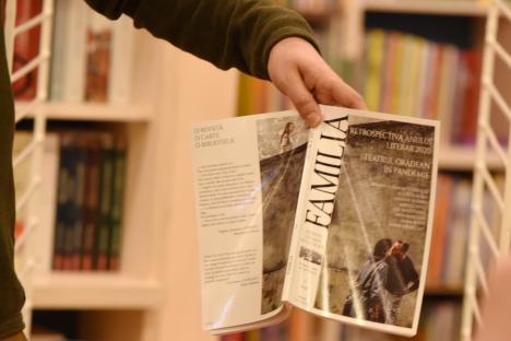 'Duduile care apărau cu sabia în mână memoria lui Iosif Vulcan' s-au înşelat: Revista Familia, relansată în prezenţa a peste 100 de prieteni (FOTO / VIDEO)