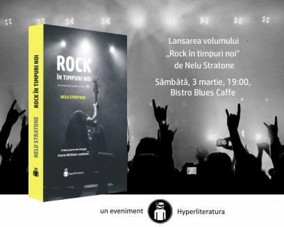'Rock în timpuri noi': Al doilea volum din 'Istoria rock-ului românesc' va fi lansat la Oradea odată cu noul album al lui Călin Pop