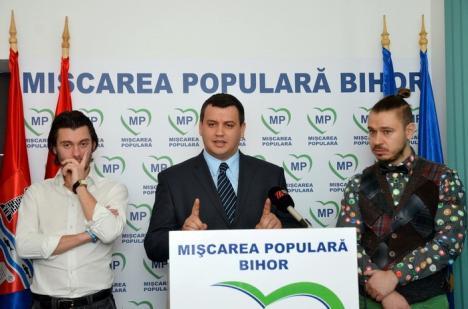 Condamnat, traseist şi cu scoruri mici la alegeri, Horea Vuşcan este candidatul ideal pentru PMP la Primăria Oradea: 'Traian Băsescu l-ar vota'