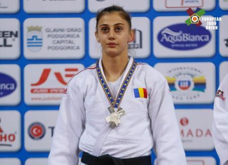Larisa Florian a ajuns până în semifinale la Grand Slam-ul de judo din Rusia