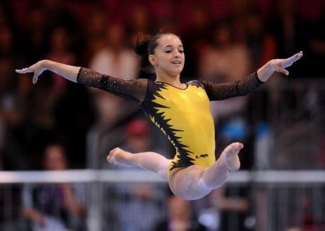 Medalie de aur pentru echipa României la Campionatul European de Gimnastică