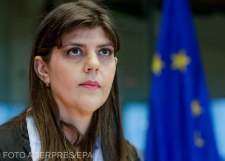 Fosta şefă a DNA, Laura Codruţa Kovesi, a câştigat la CEDO procesul privind revocarea din funcţie