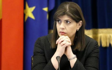 E oficial: Laura Codruța Kovesi, validată în funcția de procuror șef european, fără sprijinul României