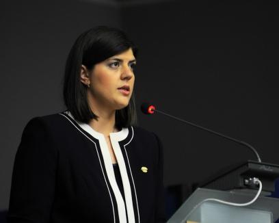 Înregistrări explozive cu şefa DNA, Laura Codruţa Kovesi: 'Îmi doresc să ajungem la domnul premier'