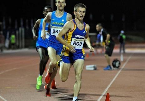 Laviniu Chiş a fost declarat atletul anului 2018 în judeţul Bihor!