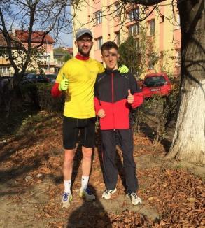 Atletul orădean Laviniu Chiş pregăteşte noul sezon competiţional, în cantonament la Stâna de Vale