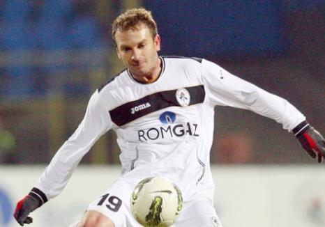 FC Bihor a oficializat al treilea transfer: Florin Lazăr a semnat pentru şase luni