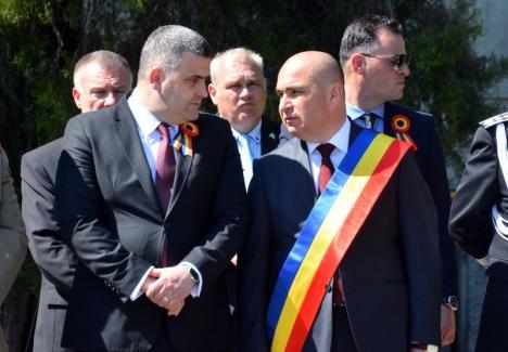 'Nu puteam gira': Ministrul PSD Gabriel Leş confirmă că boicotul Armatei faţă de dezvelirea statuii Regelui Ferdinand la Oradea a fost unul politic