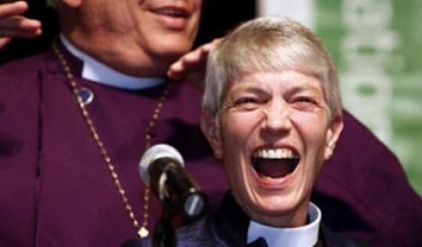 S-a hirotonisit prima femeie-episcop lesbiană