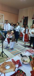 """Musafiri din străinătate, la Liceul Pedagogic """"Nicolae Bolcaș"""" din Beiuș (FOTO)"""