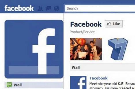 """Obsesia Facebook: Şi-au botezat fetiţa """"Like"""""""