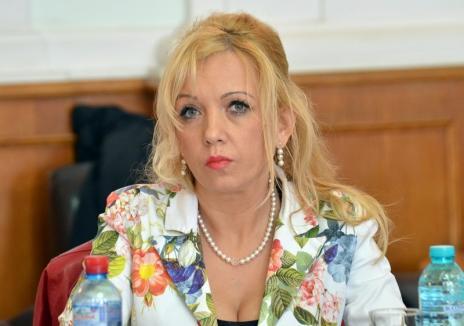 Orădeanca Lilla Debelka, numită secretar de stat în Ministerul Românilor de Pretutindeni