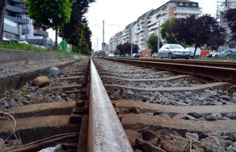 O nouă linie de tramvai: Orădenii vor putea circula din Rogerius în Ioşia, pe linia 8