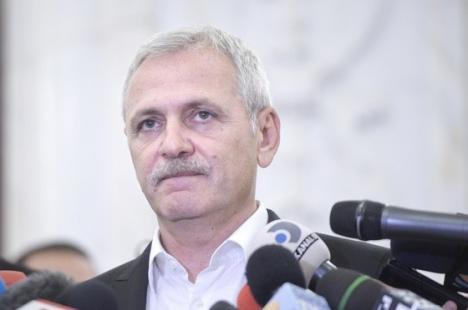 Președintele PSD, Liviu Dragnea, audiat la Parchetul General