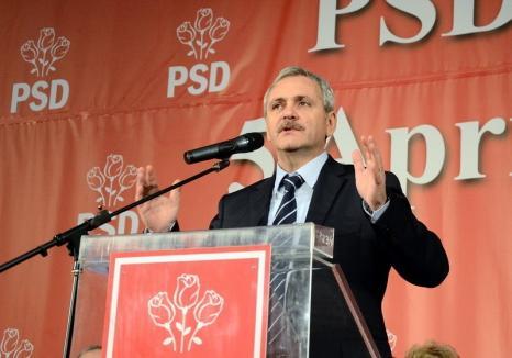Liviu Dragnea se dă apărătorul dreptății: SRI avea liste cu PSD-işti 'care să fie executaţi'