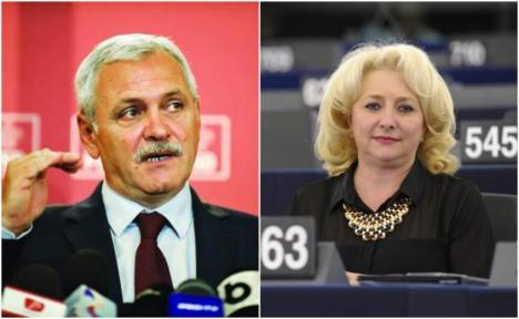 PSD organizează miting de susţinere a Guvernului Dăncilă