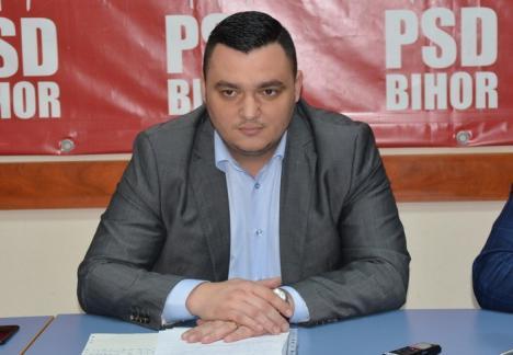PSD-iştii orădeni nu cred în utilitatea parcării de pe strada Iosif Vulcan
