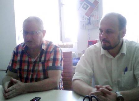 Liviu Codre acuză AJF Bihor că are comisii nestatutare. În replică, i se aminteşte că a fost şi el în conducerea Asociaţiei!