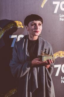 Regizoare din Oradea, premiată la Festivalul de Film de la Locarno (FOTO/VIDEO)
