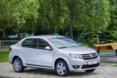 Dacia Logan sărbătoreşte 10 ani cu dotări de lux