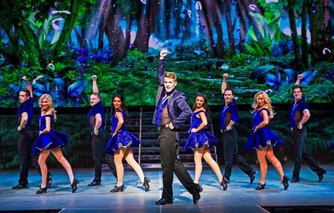 Reduceri de 50% la biletele pentru show-ul 'Lord of the Dance - Dangerous Games' de la Oradea!