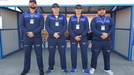 Orădenii au obţinut locul 6 la Campionatul European al Gărzilor de Corp. Urmează Campionatul Mondial (FOTO)