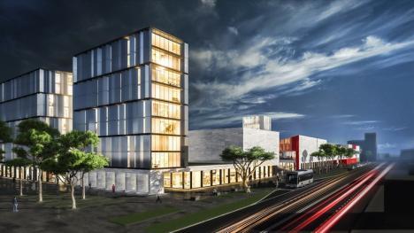 Lotus Center investeşte 60 milioane de euro într-un mall şi zone rezidenţiale în locul fostei întreprinderi Înfrăţirea