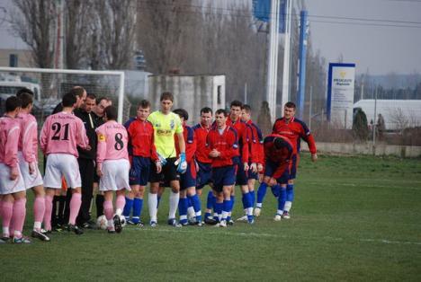 Luceafărul continuă cu ambele echipe în Cupa României!