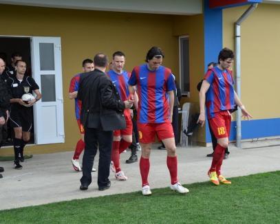 Luceafărul a suferit prima înfrângere pe teren propriu în noul sezon: 0-1 cu CS Mioveni