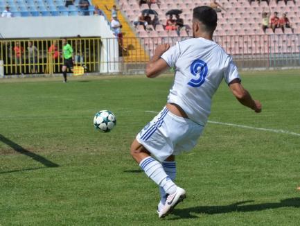 Luceafărul a pierdut, cu 0-1, meciul de la București, cu Metaloglobus