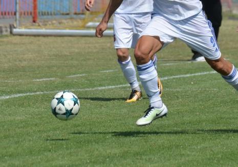 Luceafărul a terminat la egalitate, 2-2, derby-ul codaşelor de la Baloteşti