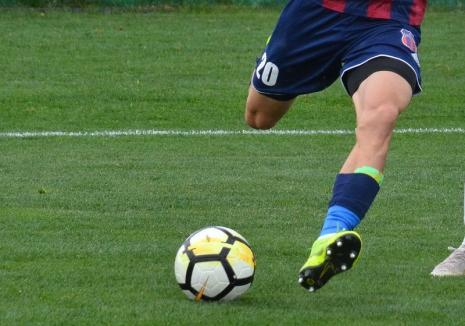 Luceafărul a făcut scor cu Şoimii Lipova, în ultimul amical