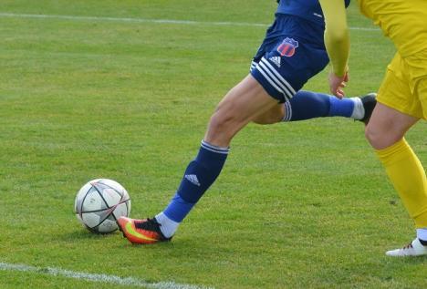 Luceafărul a învins Unirea Livada, cu 3-1, în primul amical după revenirea din Austria