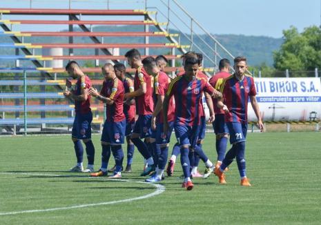 Nu a mai reușit să învingă liderul: Luceafărul – Sportul Snagov 1-1