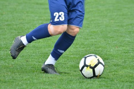 Luceafărul Oradea se luptă cu Rapid Jibou pentru un nou loc în Liga a III-a