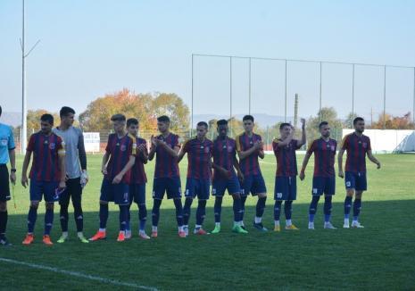 'Să vină banii la băieţi': Luceafărul s-a impus cu 1-0 în jocul cu Pandurii şi a cucerit trei puncte foarte importante
