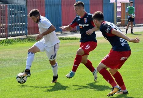 Luceafărul a remizat cu liderul Ligii a II-a, AFC Hermannstadt