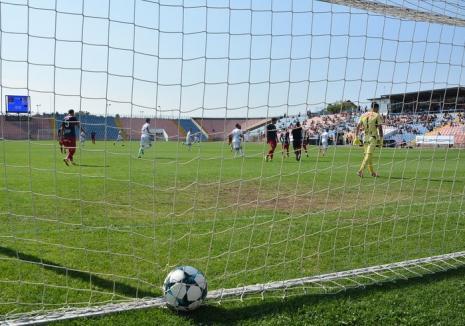Revenire cu ghinion: Luceafărul a pierdut meciul de pe teren propriu cu CS Afumați