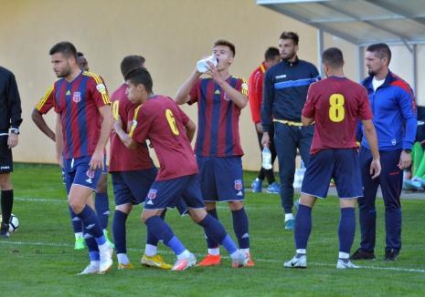 Victorie mare la Arad: Luceafărul a învins UTA cu 3-0!