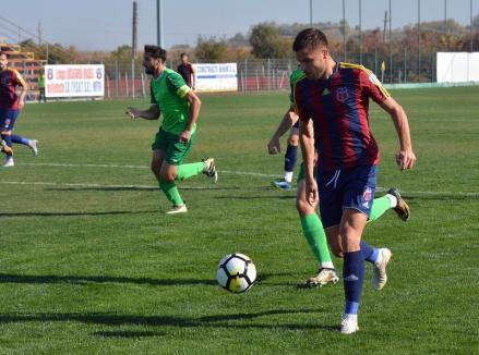 Luceafărul a remizat cu 0-0 la Baloteşti şi rămâne pe locul 10
