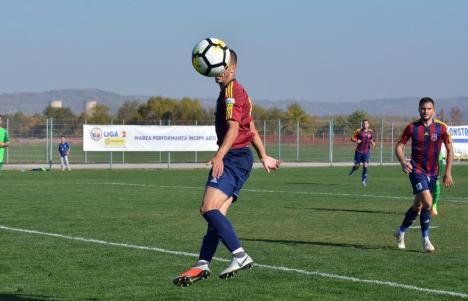 Luceafărul nu a pierdut nici de această dată în faţa liderului: 0-0 acasă cu Chindia