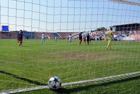 Preşedinta clubului Luceafărul: Echipa va juca în continuare la Oradea