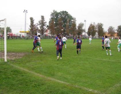 Reîncepe fotbalul de liga a III-a