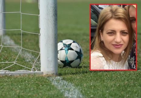 Preşedinta clubului Luceafărul, Lucia Vladimirescu: 'Echipa nu va pleca din Bihor'