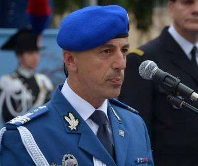 Noul comandant al Jandarmeriei Europene este colonelul român Lucian Gavrilă